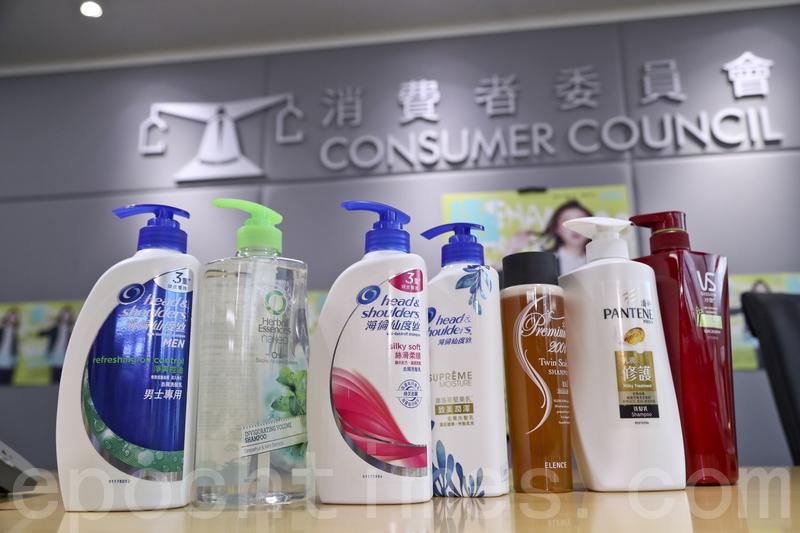 消委會驗洗頭水 38款含二噁烷