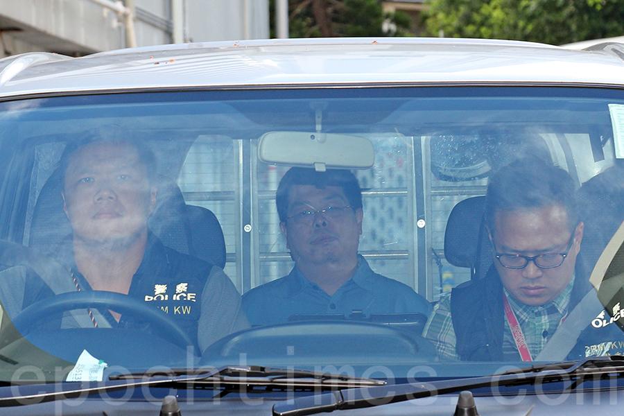 林子健案逆轉報被擄變被捕