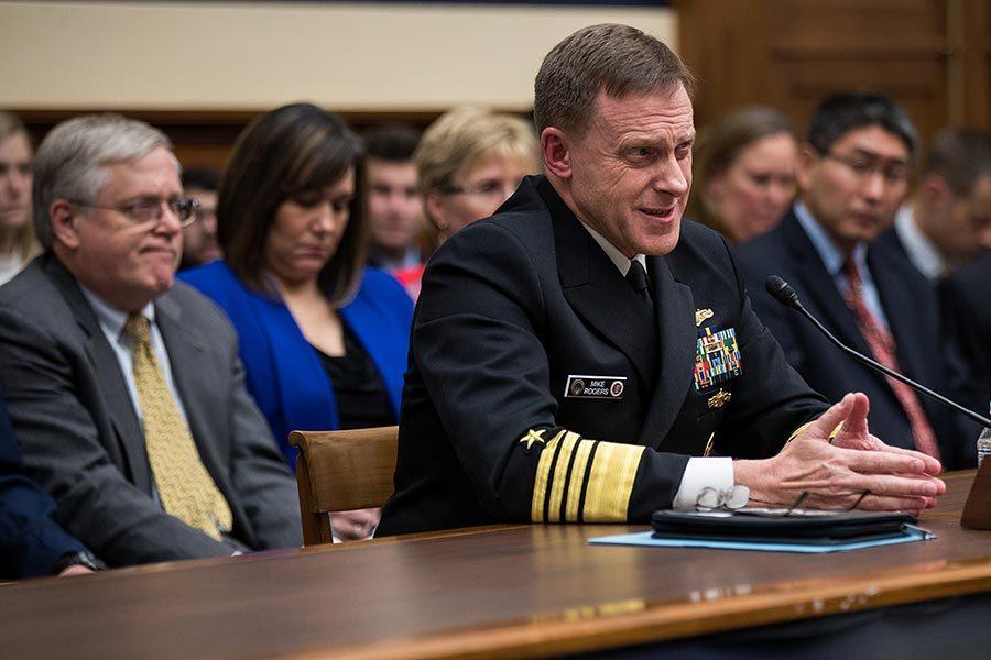 特朗普提升網絡司令部地位 加強網絡防禦