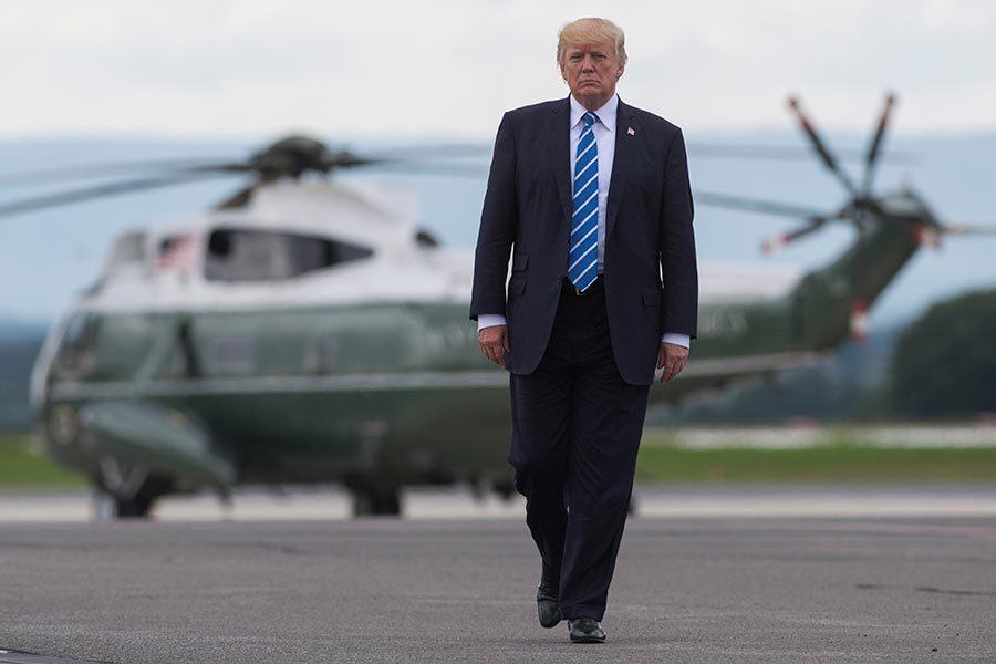 特朗普將發表全國演說 宣佈對阿富汗新策略