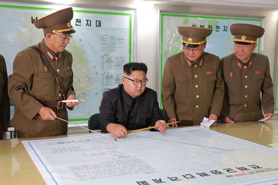 英媒:英美韓特種部隊擬聯手暗殺金正恩