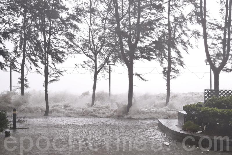 【卡努襲港】今年第五個八號波 追平1964及1999年歷史紀錄