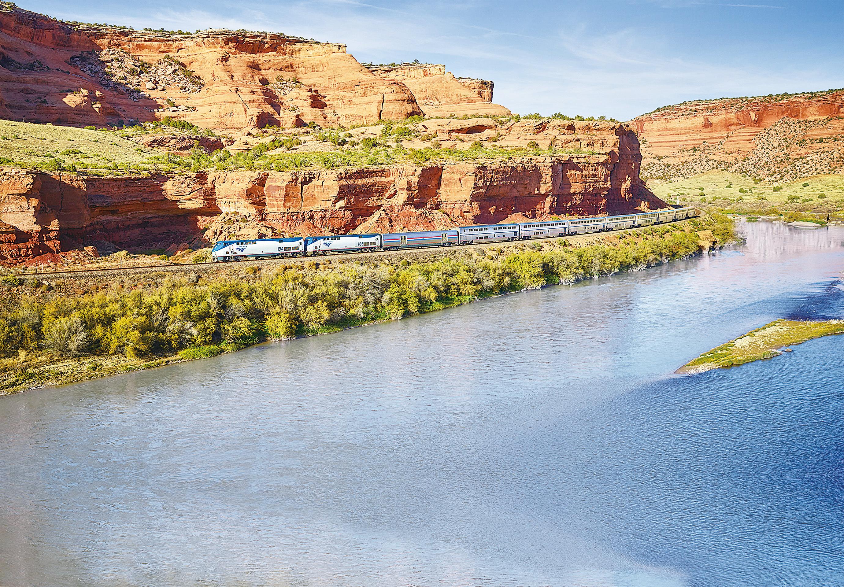 Amtrak加州和風號 四千公里橫貫美國之旅(下)