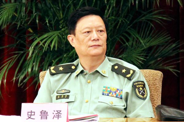 傳中部戰區副司令史魯澤被逮捕