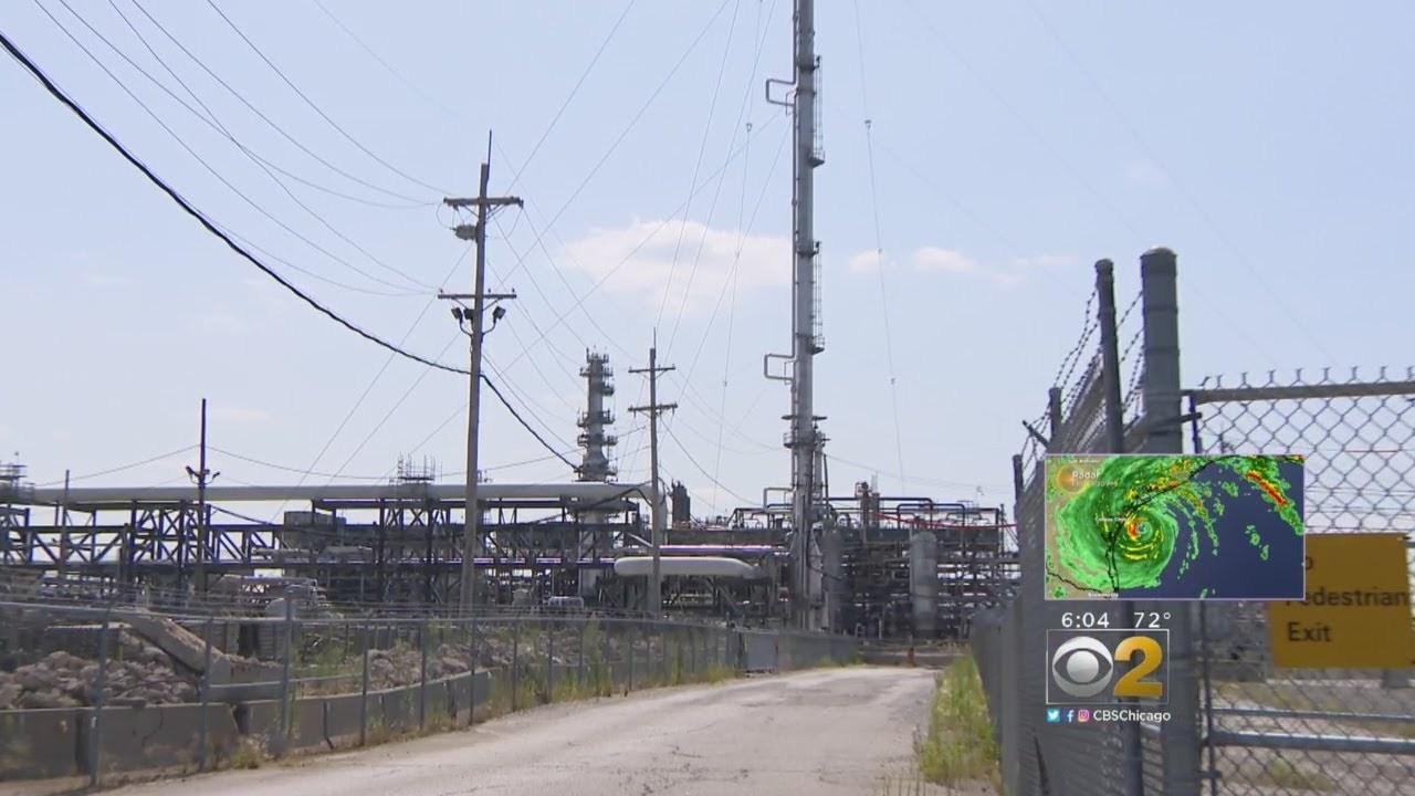 颶風哈維讓美汽油漲價 但原油跌價