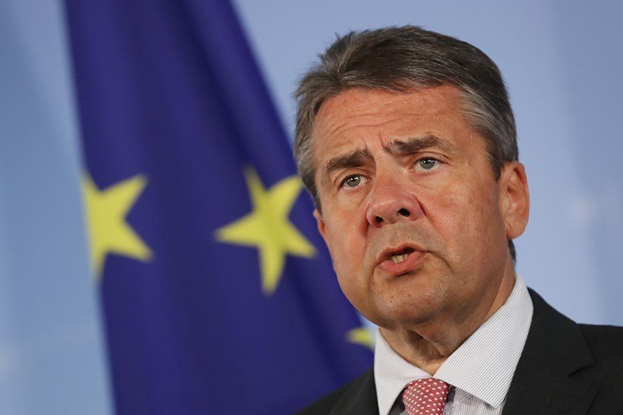 德國外長:中共試圖分化歐洲
