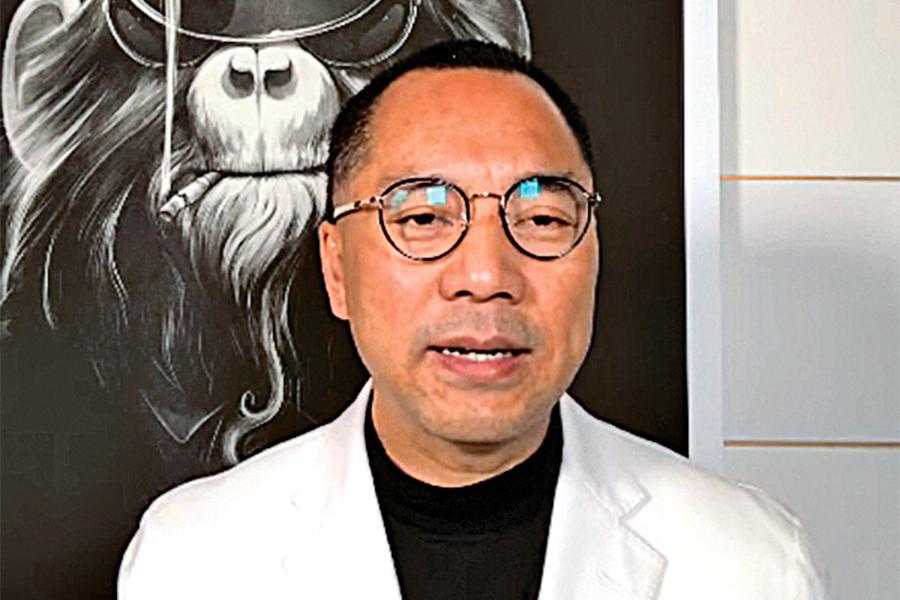 郭文貴被控強姦 國際刑警或再發紅色通告