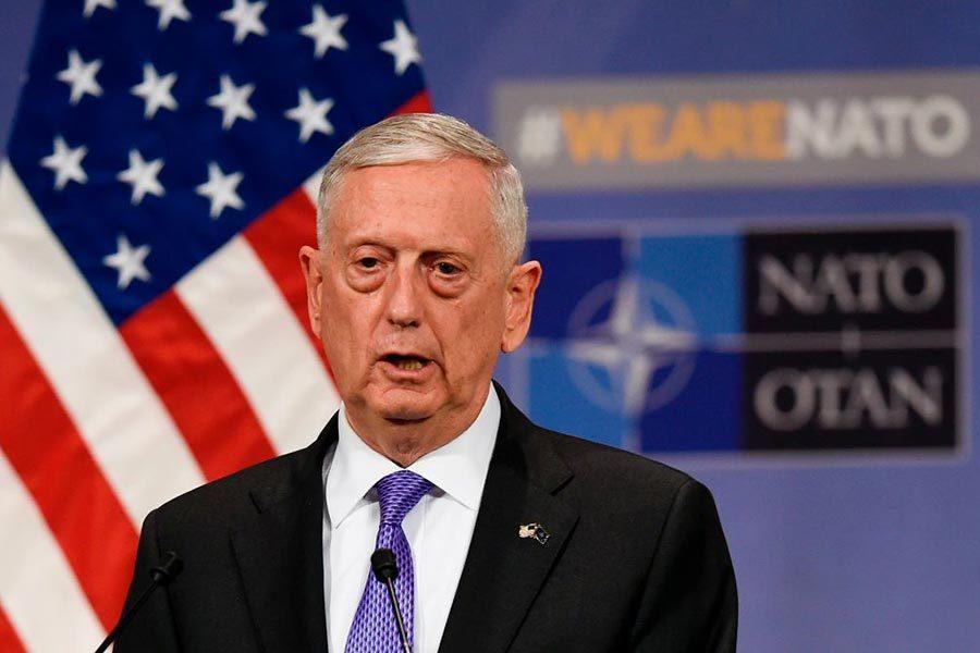 美國防長簽署阿富汗增兵令 重估兵力