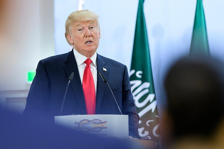 特朗普再提關稅 學者解析中美貿易開戰