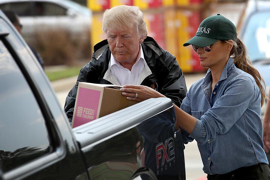 艾爾瑪颶風肆虐佛州 特朗普周四將訪災區