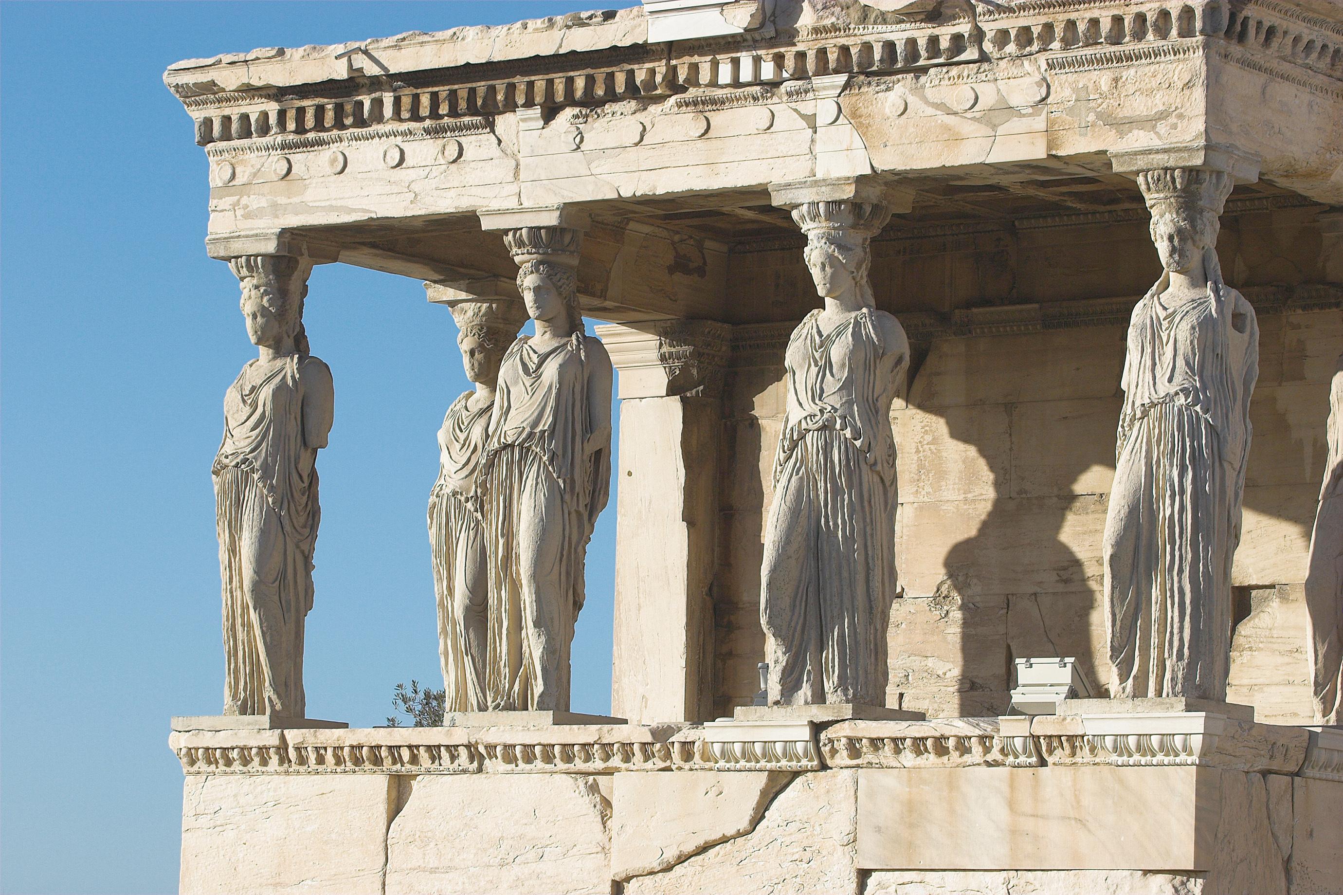 雅典衛城的建築(三)