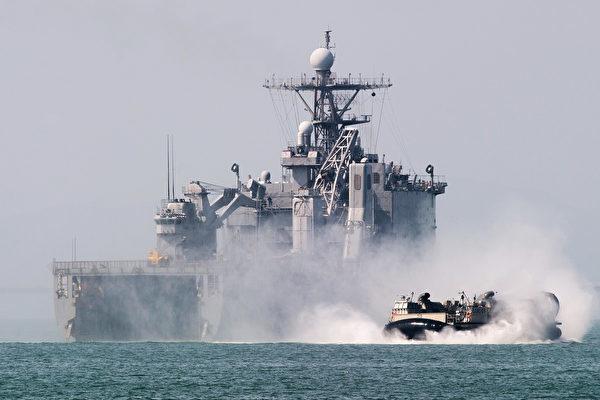 威懾北韓 南韓海軍舉行大規模實彈演習