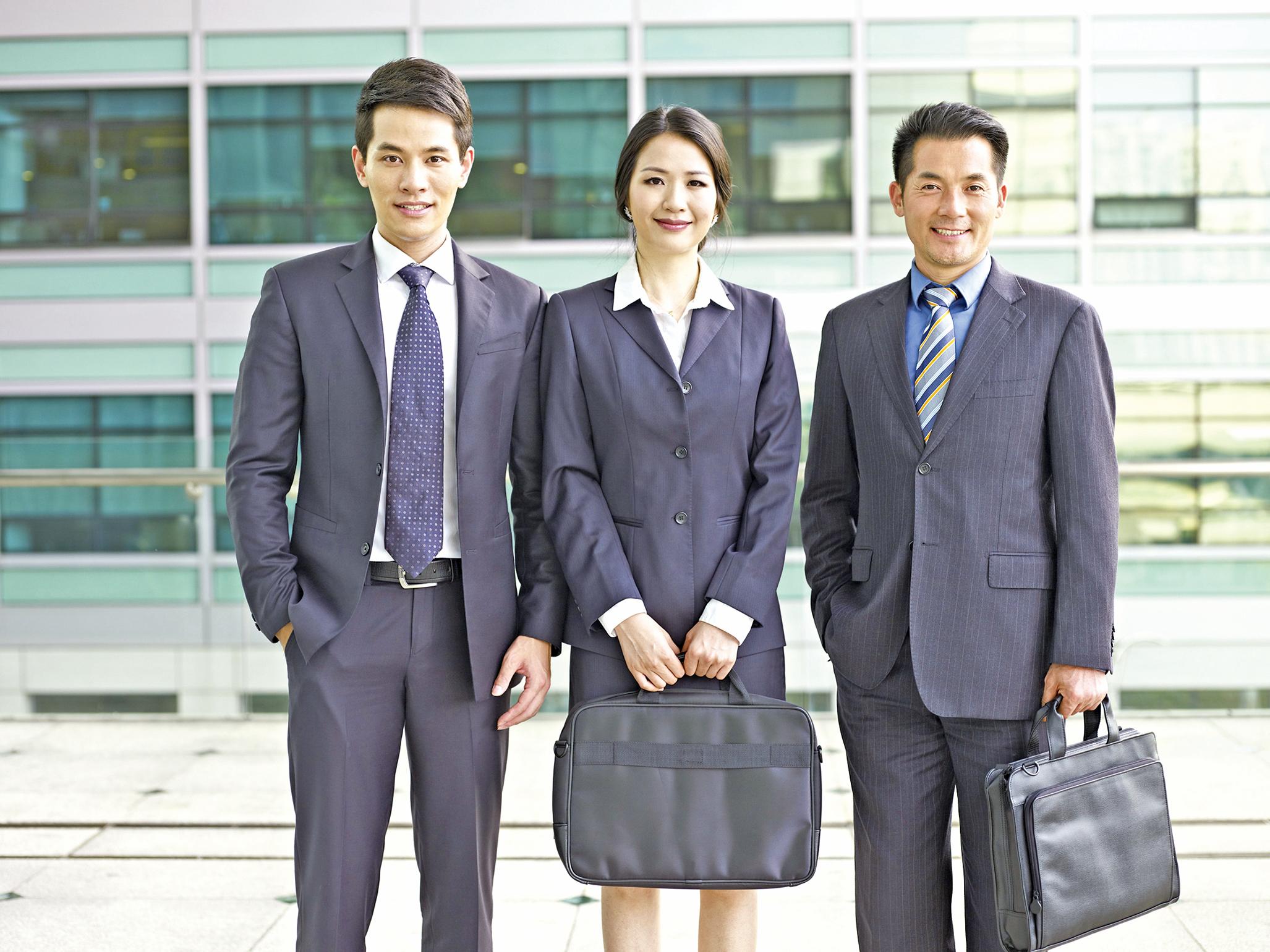 21世紀成功上班族七條件