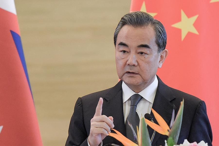 美將提對北韓石油禁運 王毅表態被質疑