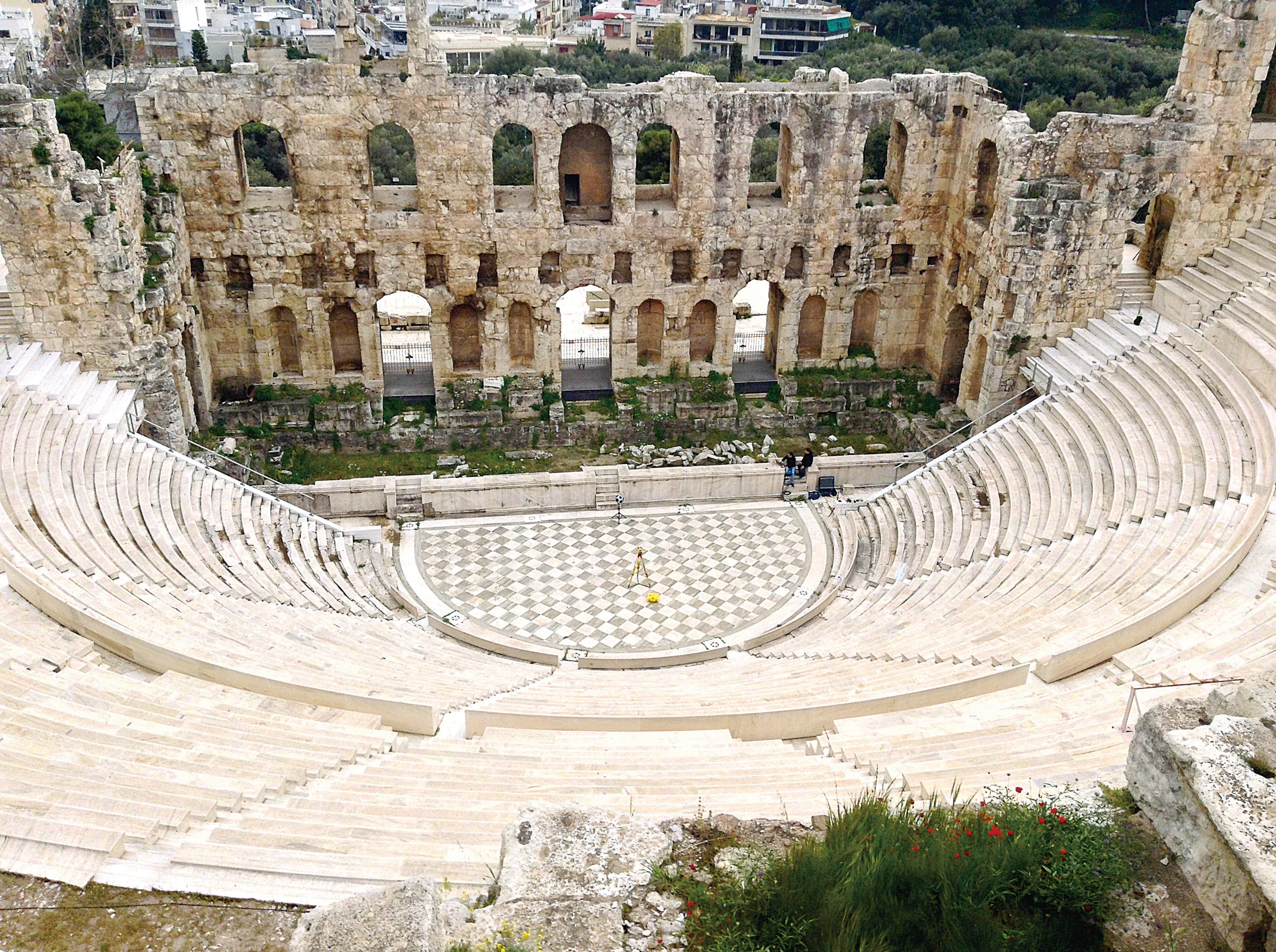 雅典衛城的建築(四)