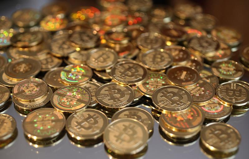 大陸取締虛擬貨幣交易平台 比特幣斷崖式下跌