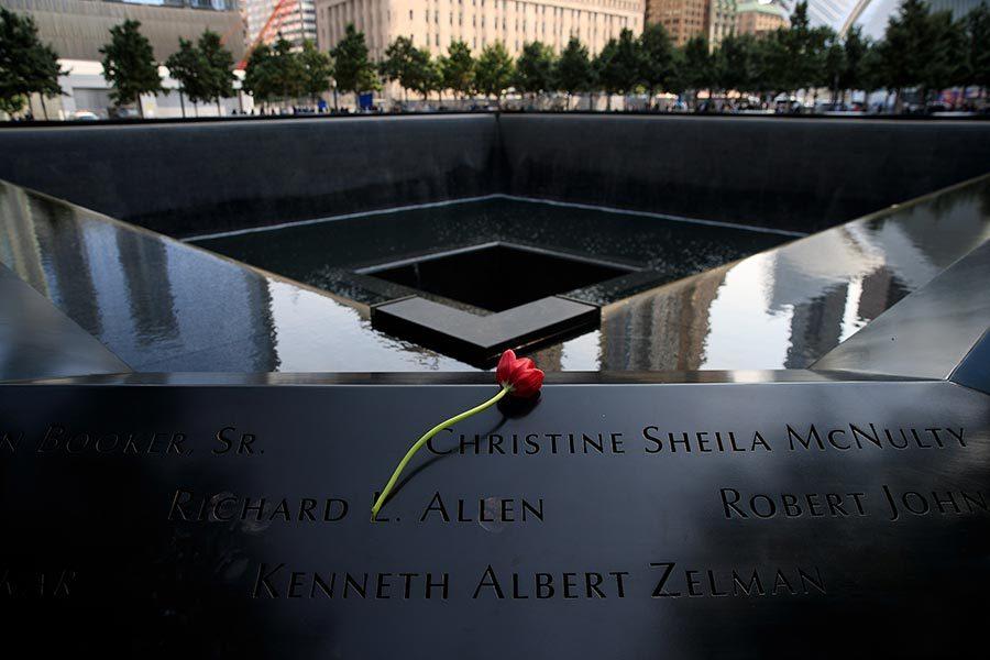 紐約紀念911罹難者 「你綻開笑臉看著我」