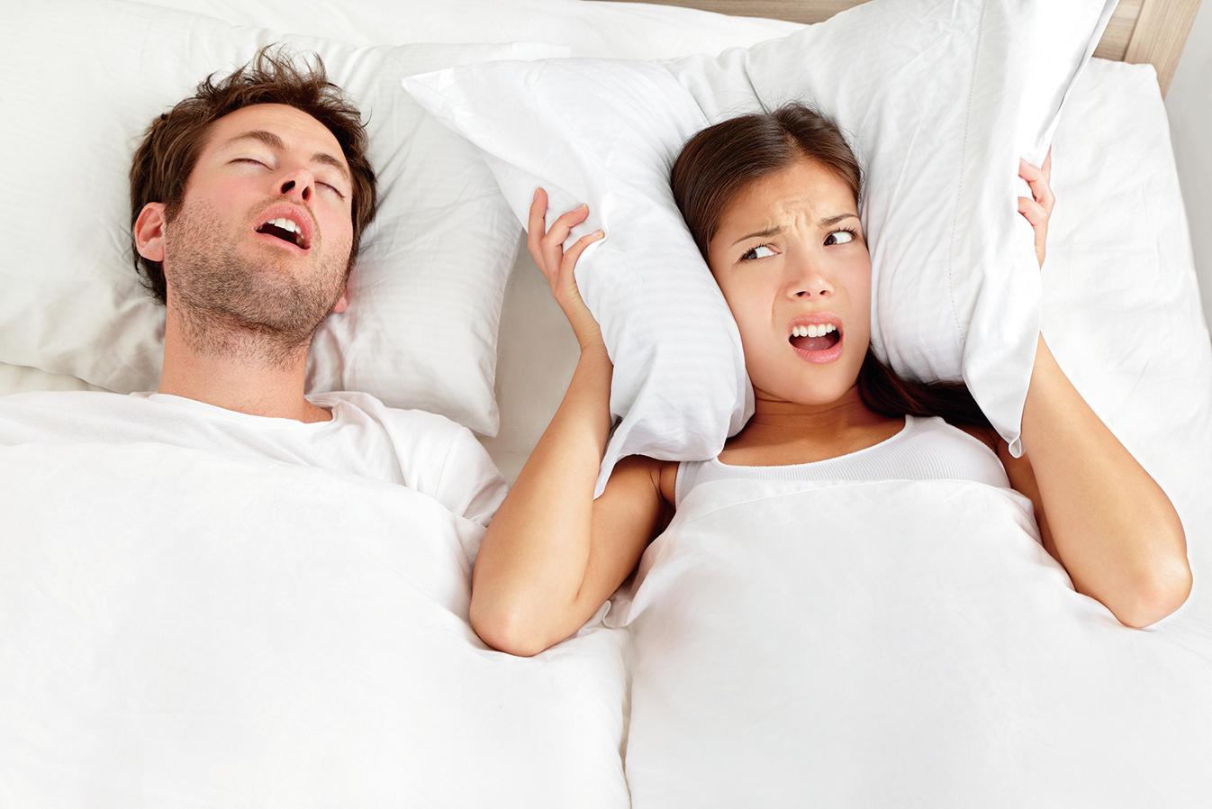 打呼是熟睡? 醫師:恐是呼吸中止症