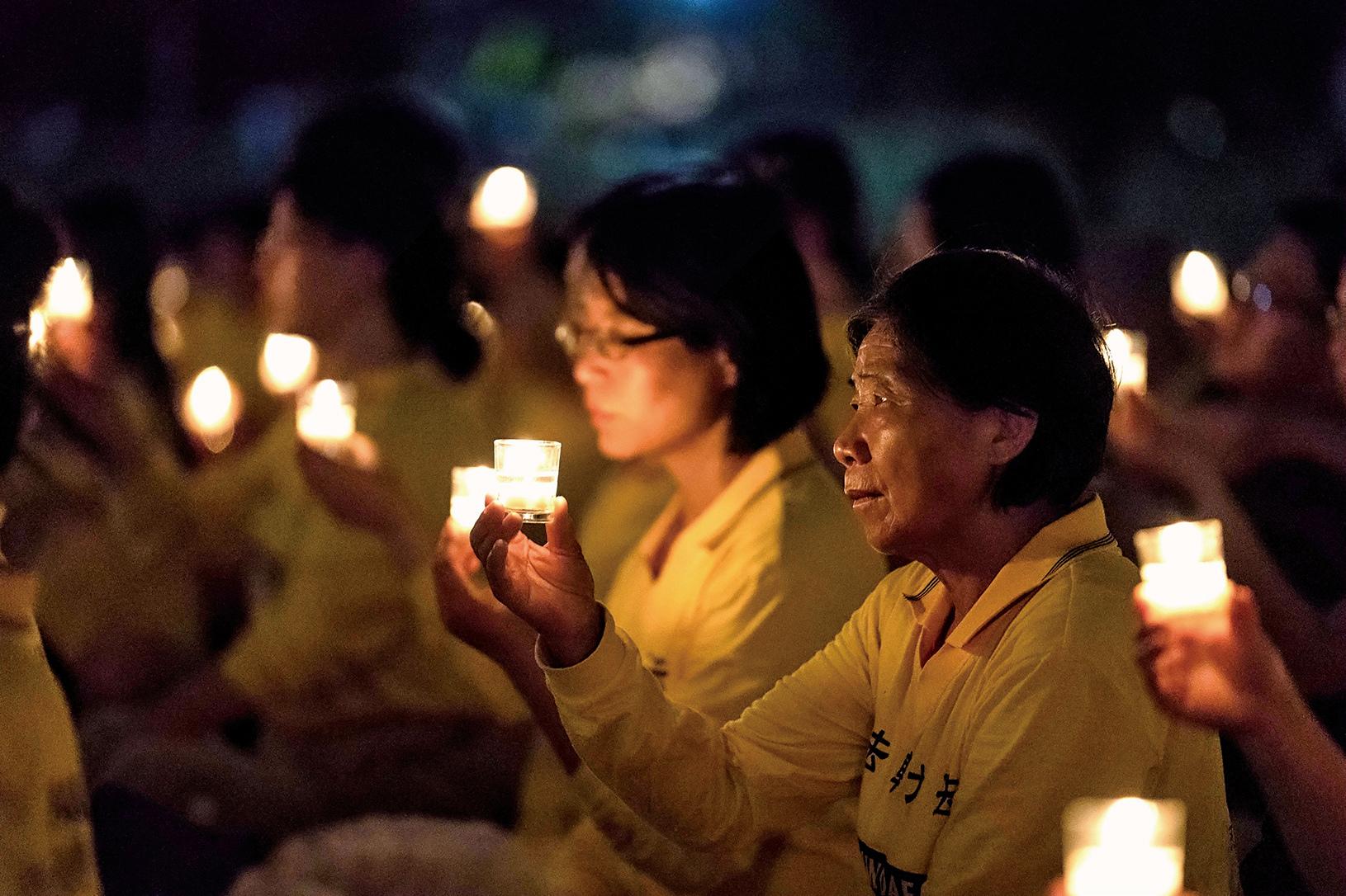 中國五位大學教授之死