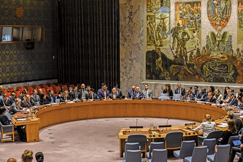 聯合國通過對北韓最嚴厲制裁