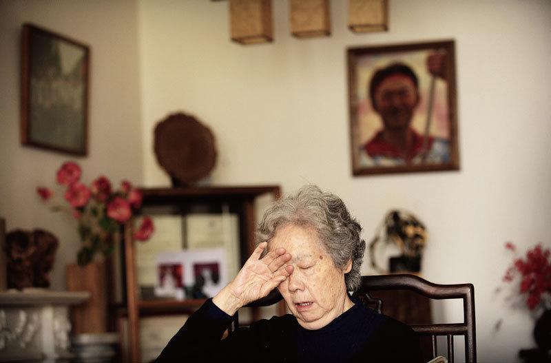 「天安門母親」丁子霖因心臟病發入院