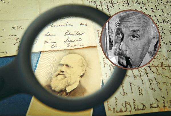世紀大辯論(一) 達爾文vs.愛因斯坦