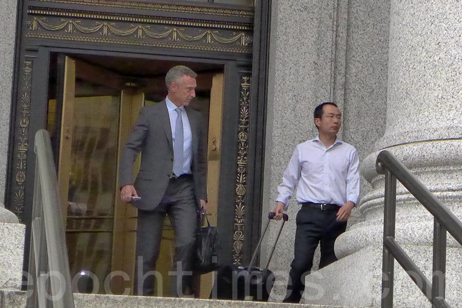 涉嫌竊取華爾街公司源代碼 華裔工程師被控
