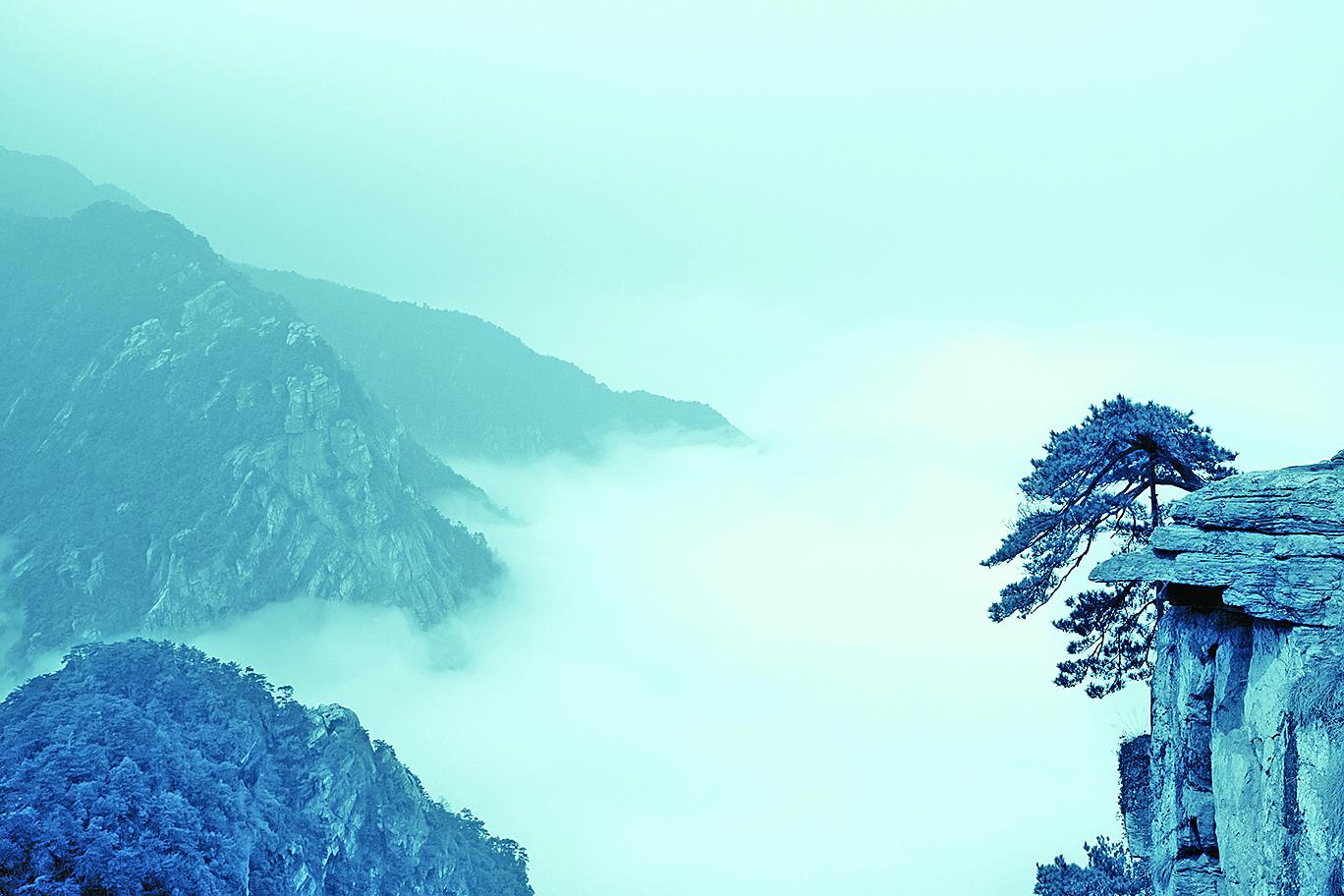 【名句人生】不識廬山真面目 只緣身在此山中
