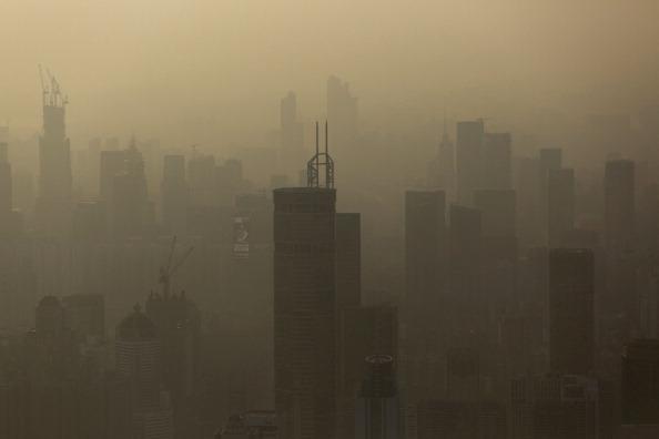 74城市空氣質量排行 十大最差河北佔六席
