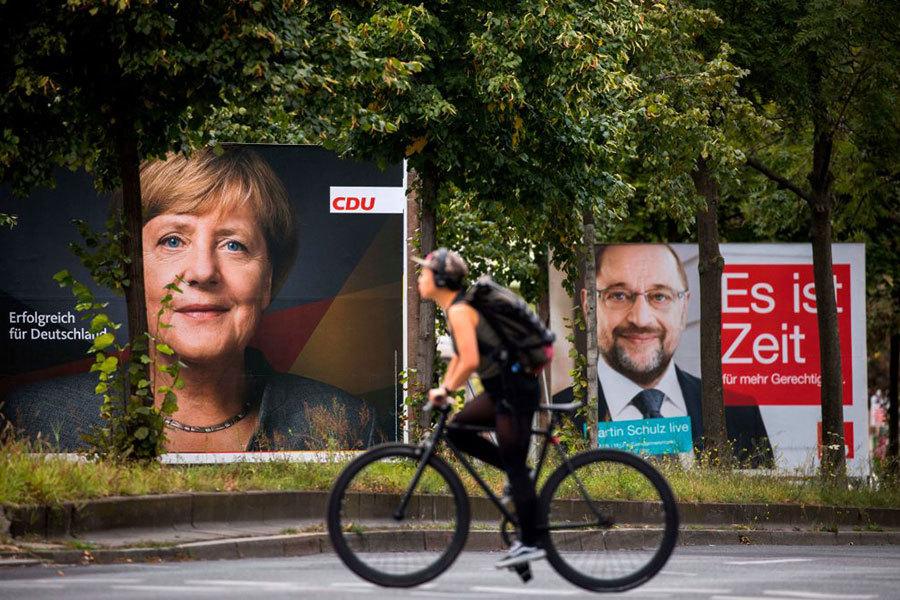誰能笑到最後? 德國大選前最後一搏