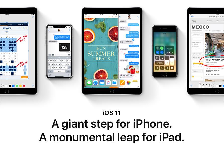 蘋果火速推iOS 11.2 解決iPhone重啟問題