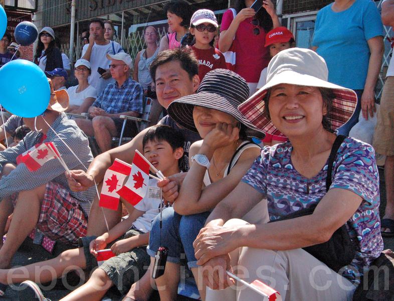 香港移民大增 加拿大「人財」兼得