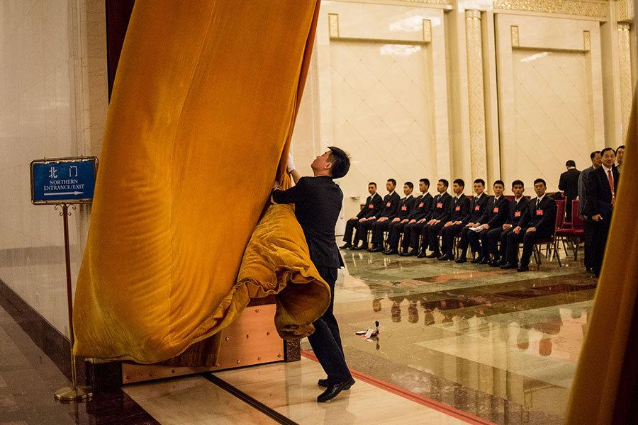 學者揭露黨代會是中共獨裁的「民主」外衣