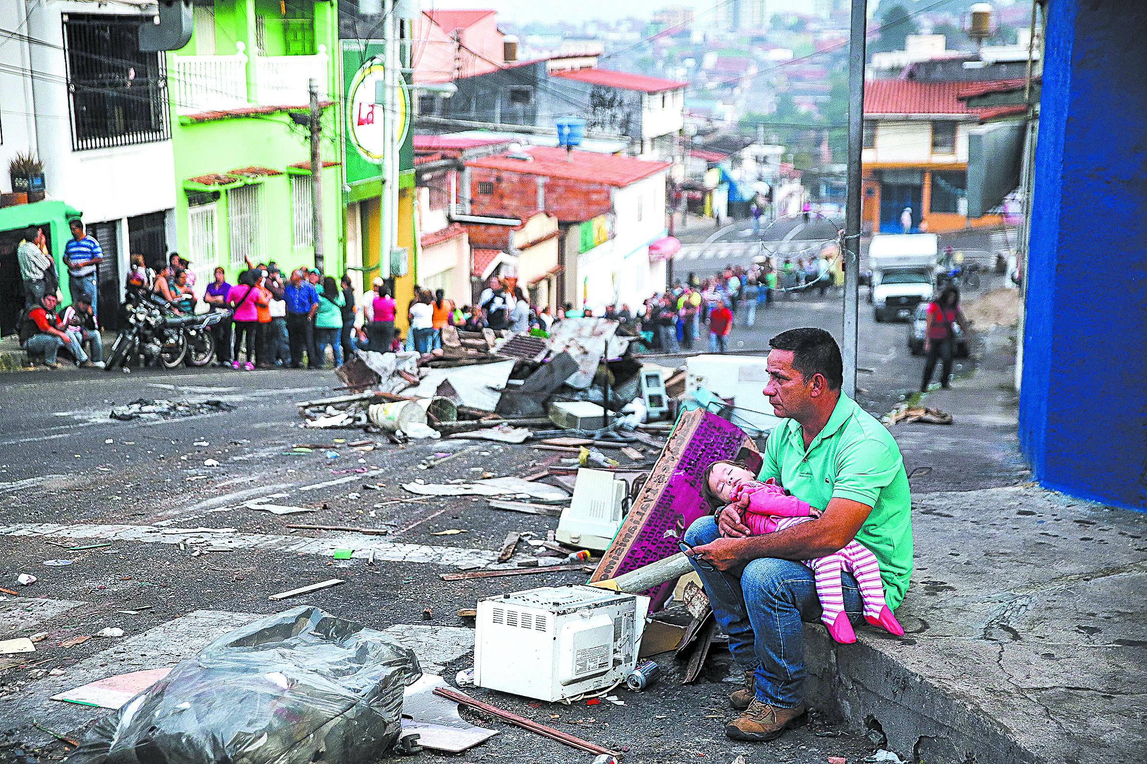 委內瑞拉為何走到這一步