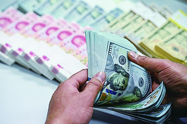人民幣匯率連跌3天 跌勢或將持續