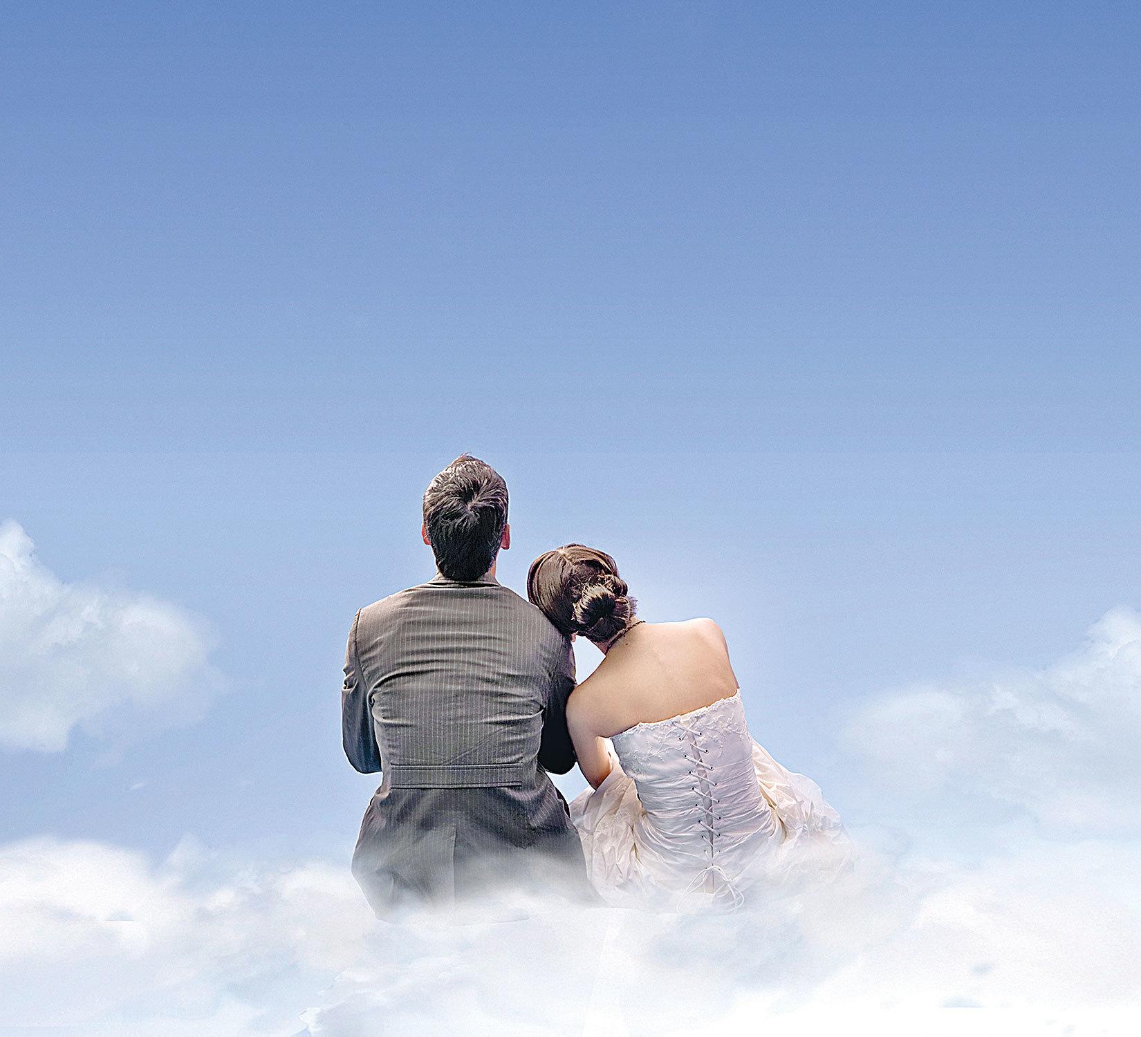 從苦到甜的婚姻