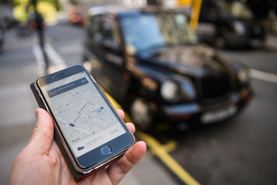 英首相批倫敦市拒發Uber營業執照
