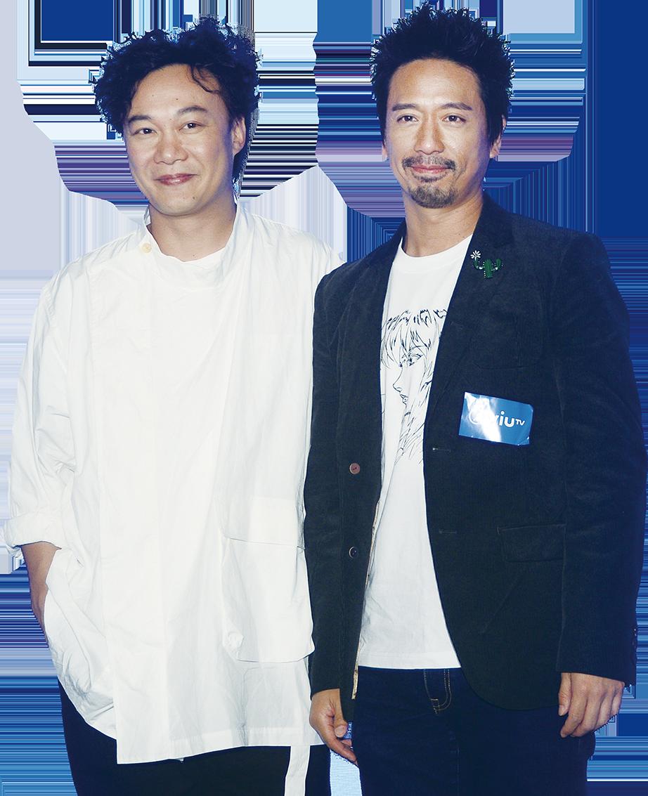 陳奕迅Eric Kwok首演音樂劇  為爭女大打出手