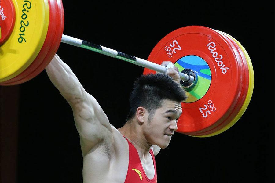 選手服興奮劑 中俄九國無緣舉重世錦賽