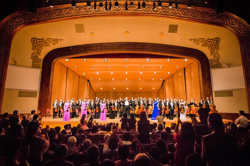 「今天我重生了!」神韻交響樂台灣巡演完美落幕