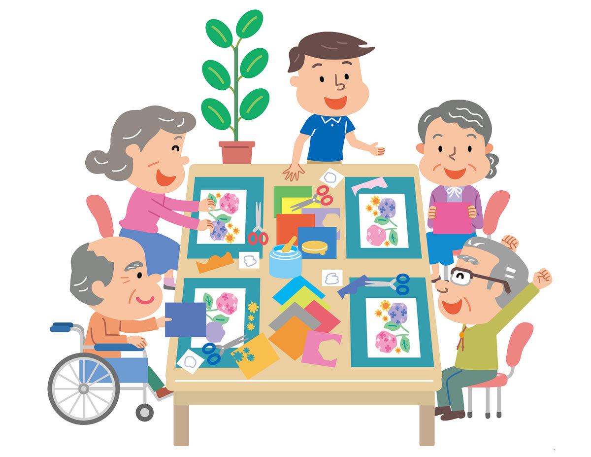 回憶往事與聚會 幫助老人恢復健康活力