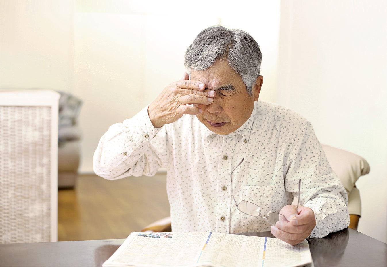 眼睛液化危機 黃斑部拉扯症候群