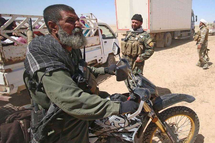 伊軍把IS趕出北方 六旬神槍手戰死沙場