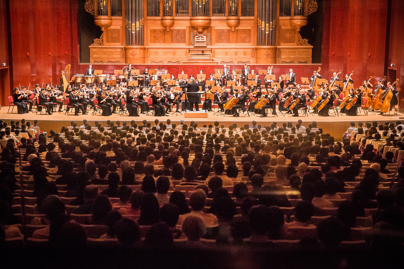 華夏聖樂的輝煌 神韻交響樂感動亞洲觀眾(上)