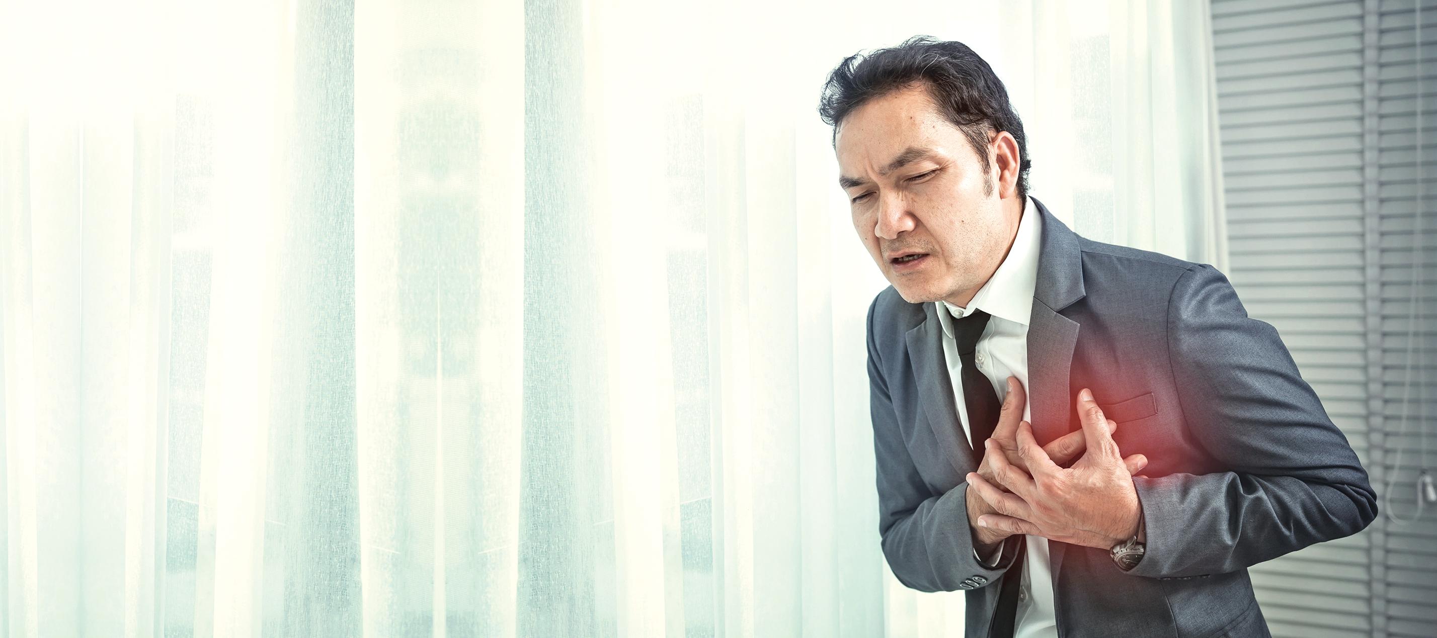 39歲演員死於心臟衰竭哪些人要小心?