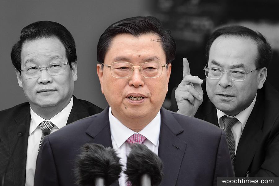 陳思敏:孫政才、項俊波兩案交點牽涉張德江