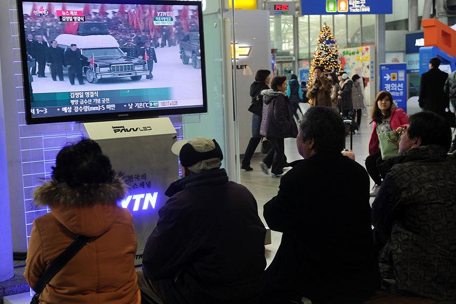 被處決或消聲 北韓扶靈七元老皆從核心消失