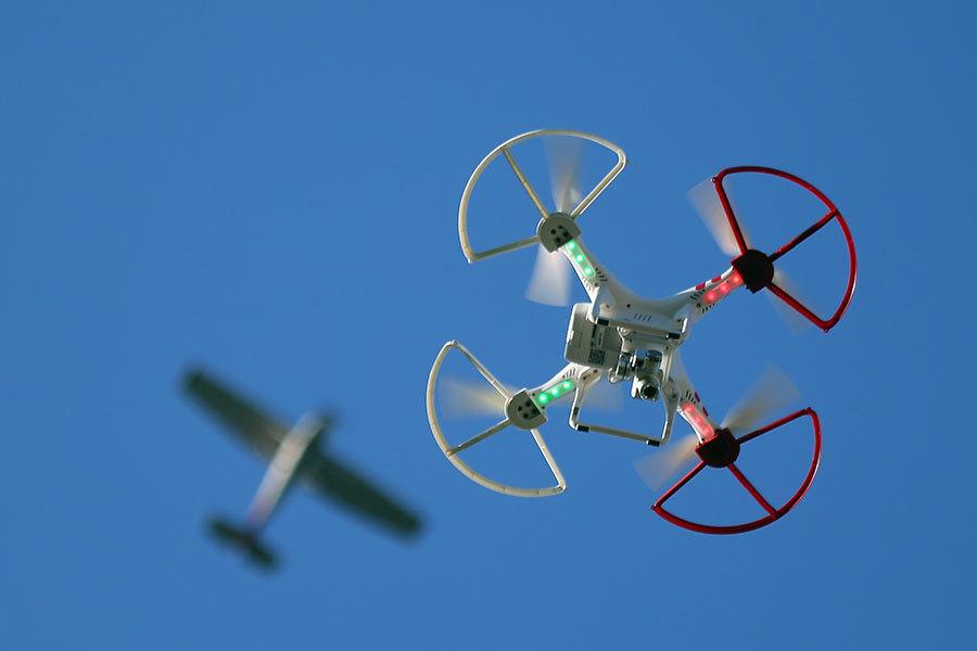 十九大空管升級 北京禁用「低慢小」航空器