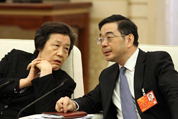 江派前司法部長吳愛英落馬的五大前兆