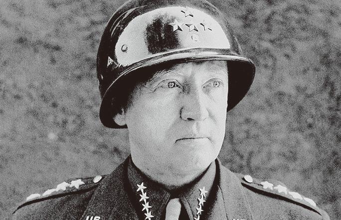 巴頓將軍。(manlihood.com)
